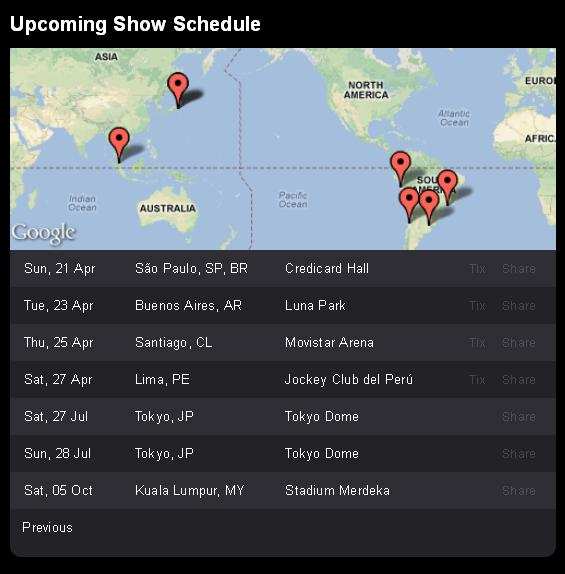 ss1 Upcoming Sched